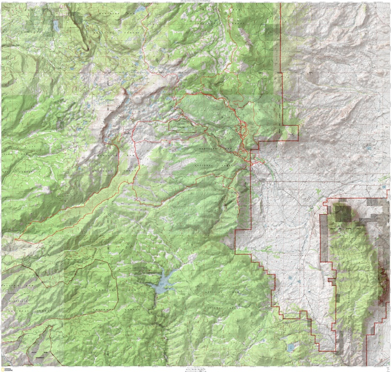 Snowy Range Wyoming Map.Software Development And Performance Analysis Consultant